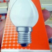 660 люмен на реальные 60 ватт лампа накаливания